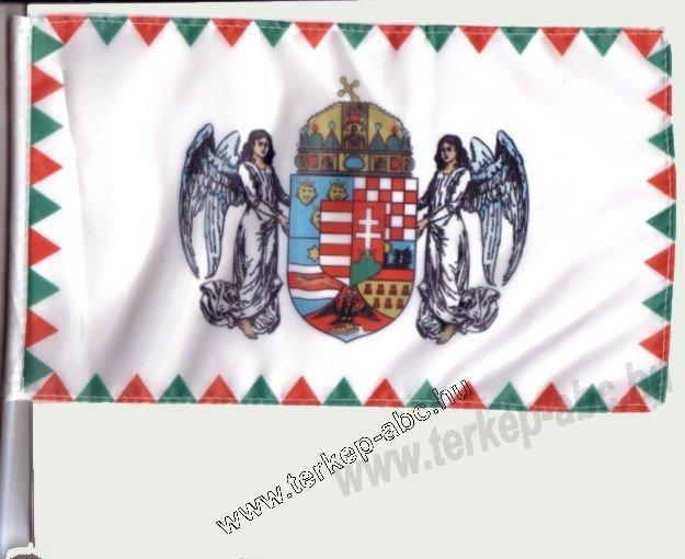 Farkasfogas fekete angyalos zászló   Magyaros termékek és térképek ... cd6f91d9c0